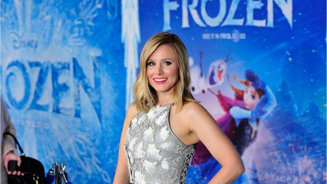 In an interview with Parents magazine, Kristen Bell voices some concerns about the lessons her daughters might be learning from a Disney classic.