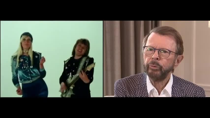 Swedish superstar Bjorn Ulvaeus is mystified by the continuing success of his band, ABBA, 36 years after they split, and promises new music next March. (Oct. 18)