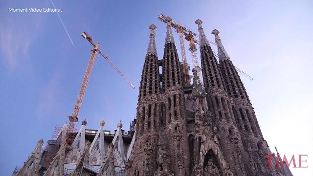 Barcelona's famously unfinished Sagrada Familia church has agreed to pay $41 million to city authorities after it was found to be lacking a building permit — despite breaking ground on construction well over a century ago.