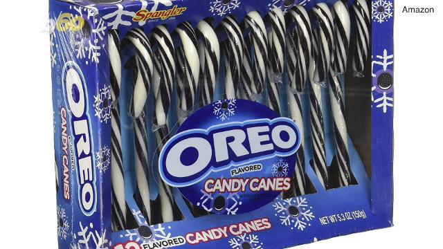 Christmas time means time for limited edition treats! And Oreo candy canes are already making a comeback this holiday season. Buzz60's Maria Mercedes Galuppo has more.