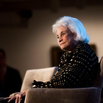 Sandra Day O'Connor announces dementia diagnosis