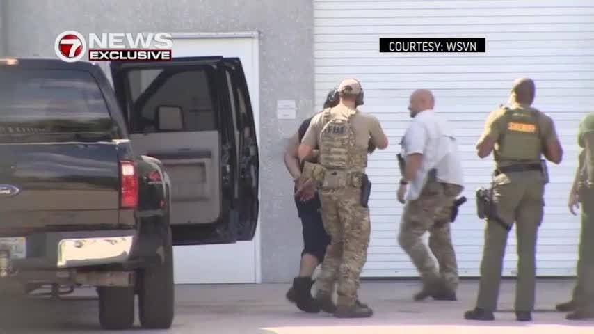MMA gym founder denies any ties to mail bomb suspect Cesar Sayoc