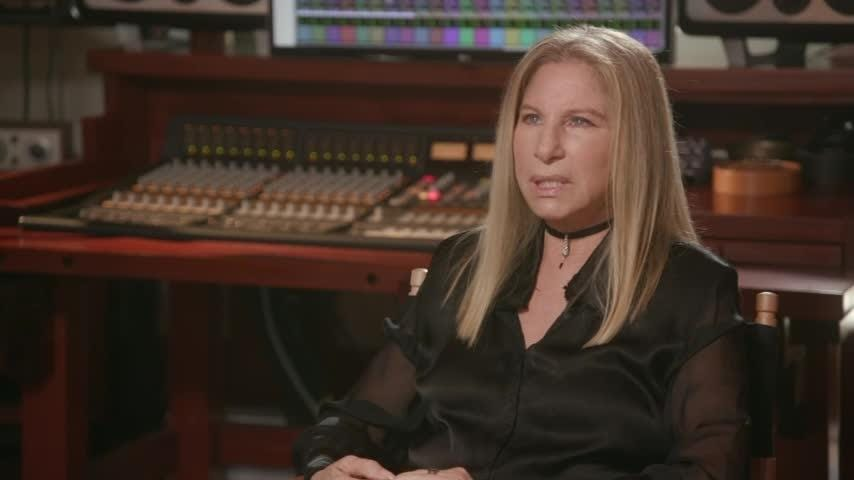 Barbra Streisand still 'numb' over 2016 election