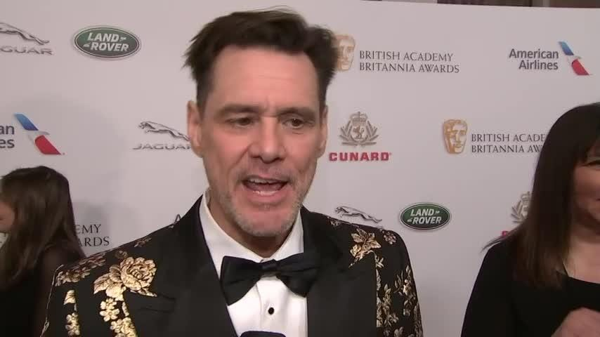 Jim Carrey in Twitter feud with Mussolini s granddaughter over drawing 714a0fa42