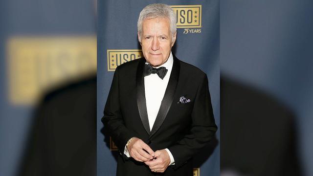 Alex Trebek, 78, will continue to host Jeopardy through 2022