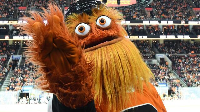 The Philadelphia Flyers' mascot Gritty received more than a dozen write-in votes for a variety of positions in New Jersey's midterm election.