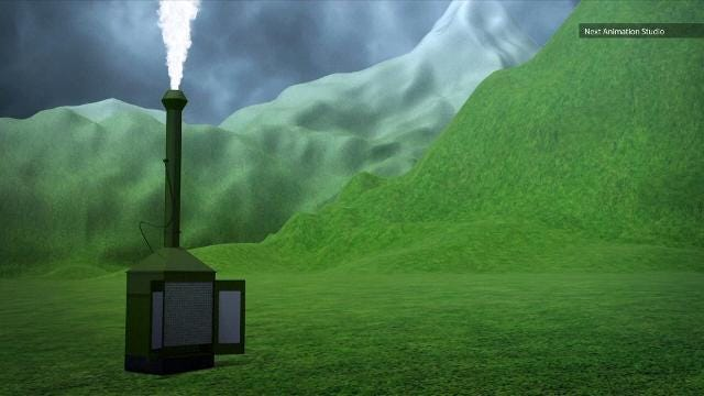 China has created rain-making machines to solve water shortage