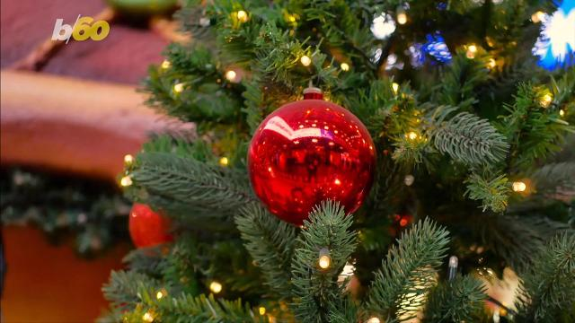 Procrastinators are in luck if they want a Christmas tree at the last minute. Buzz60's Sean Dowling has more.