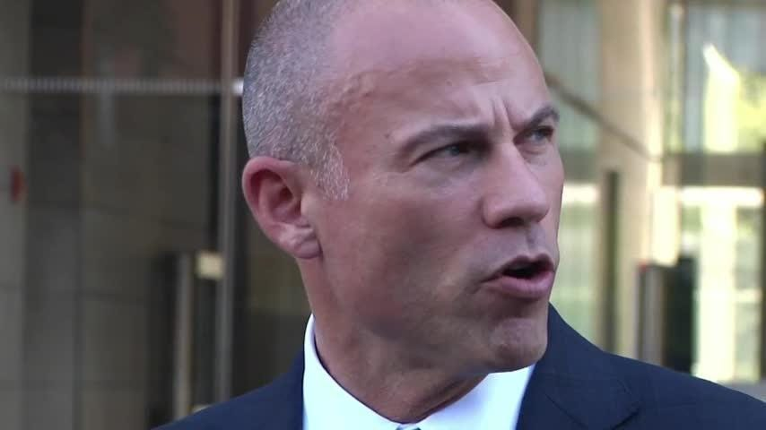 Michael Avenatti domestic violence charge: Ex-wives defend lawyer