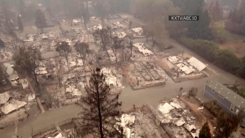California Fires Smoke Leads To Worlds Worst Air Quality Thursday