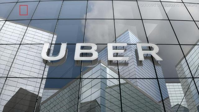 Uber has posted a loss of more than 1 billion dollars during the third quarter of 2018. Veuer's Natasha Abellard has the story.