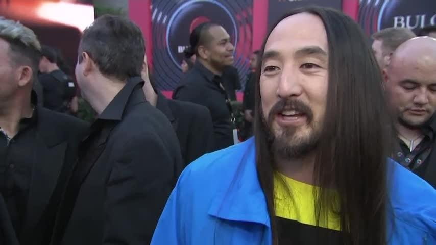 Steve Aoki: 'I find all my crazy outfits in Japan'