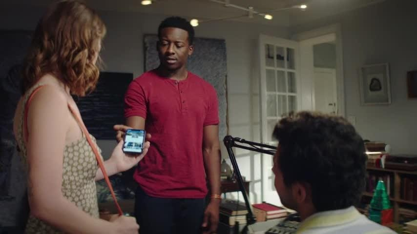 """Brandon Michael Hall discusses new sitcom """"God Friended Me"""" and what he learned from cancellation of """"The Mayor"""""""