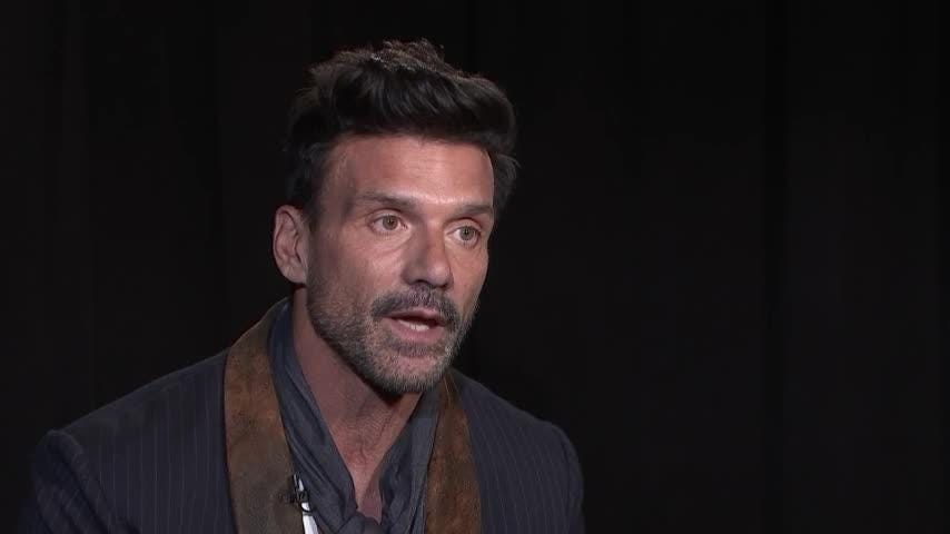 """Most travelers to new places usually aren't looking for a fight. Frank Grillo definitely is in his new Netflix series """"Fightworld."""" (Nov. 16)"""