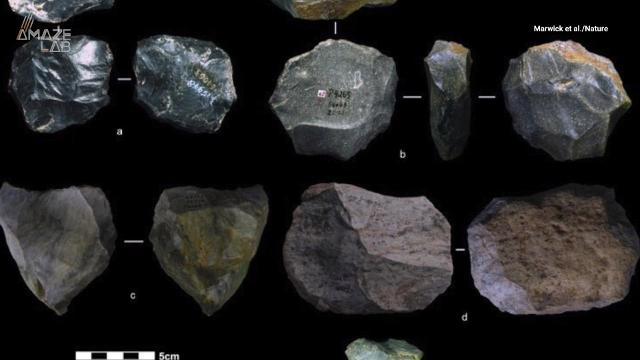 Prehistoric 'Swiss Army knife' discovered in China