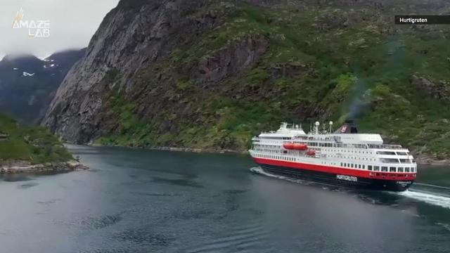 A Norwegian cruise line is on its way to being carbon neutral by powering ships with rotten fish.