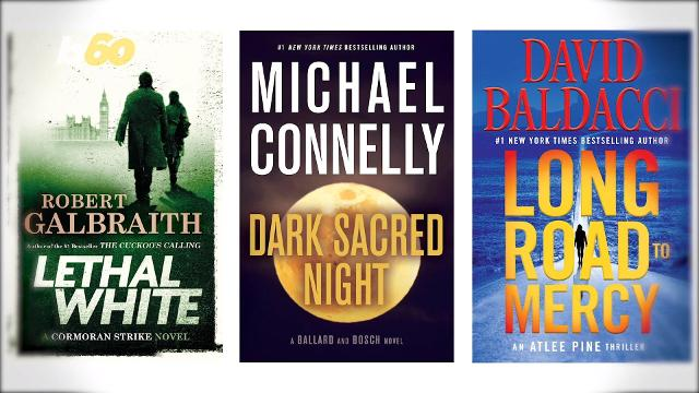 Love seeing female characters run the show? Check out these books by bestselling writers who are diverging from the usual boys' club to feature female detectives.