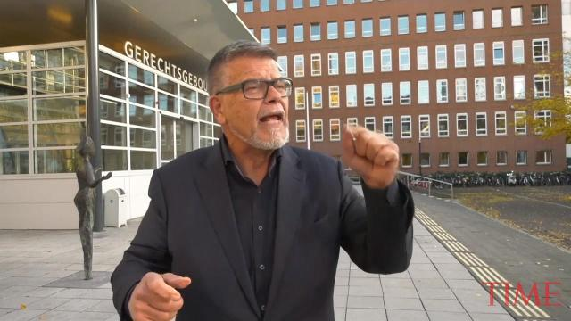 Dutch motivational speaker Emile Ratelband may feel like a 49-year-old but according to Dutch law he is still 69.