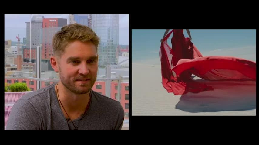 Brett Young takes trip back to L.A. for 2nd record