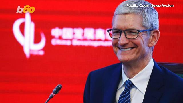 Apple CEO Tim Cook reveals he wakes up by 4 a.m. every day