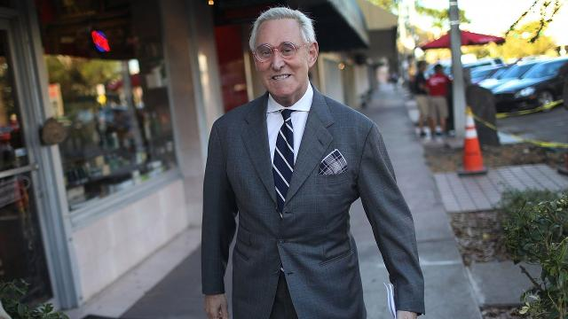 Roger Stone, Trump friend and campaign aide, will plead the Fifth, refuses to appear before Senate Judiciary Committee