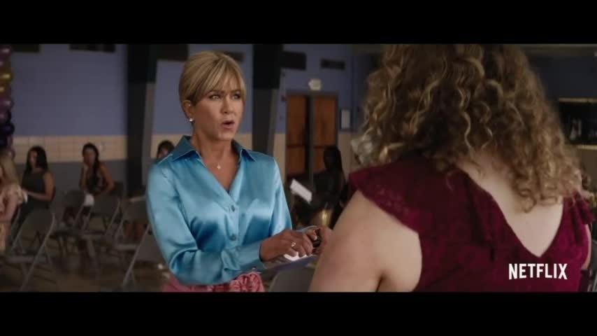 125951750e61 Netflix 'Dumplin' star Jennifer Aniston talks real mother drama, telling  off terrible 2018