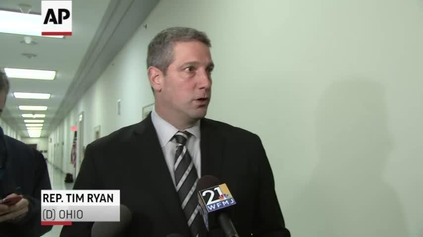 GM CEO Barra meets Ohio Senators, Congressman