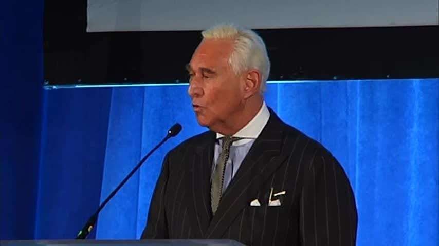 Roger Stone, a confidant of President Donald Trump and a key figure in the special counsel's Russia probe, defended his decision to invoke his Fifth Amendment rights in future testimony before Senate lawmakers. (Dec. 6)