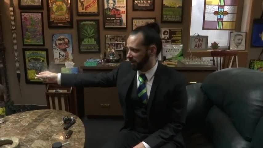 Recreational pot now legal in Michigan