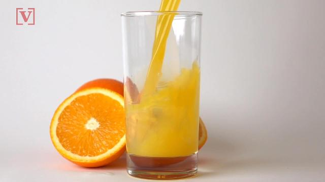 Daily orange juice consumption could lower risk of dementia by half