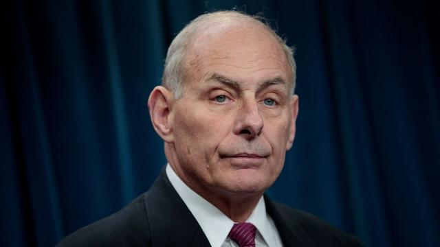 President Donald Trump said Kelly will leave his post by the end of the year.