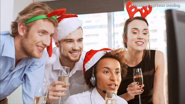 Just because it's the office holiday party doesn't mean you're off the clock. Buzz60's Sean Dowling has more.