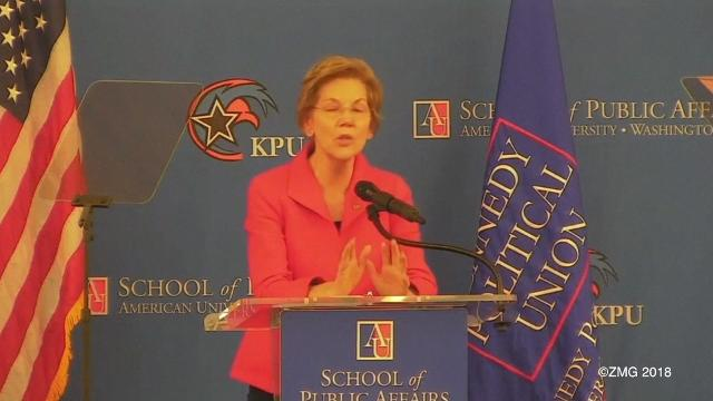Senator Elizabeth Warren has personally contacted around 100 people in early presidential states since the midterms- according to a new political report. Veuer's Sam Berman has the full story.