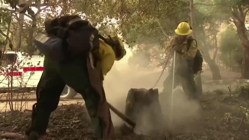 Cal Fire boss: Fighting wildfires more challenging