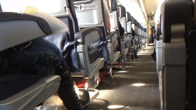 United to charge extra for some coach seats with no extra legroom