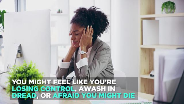 9 signs you could be having a panic attack