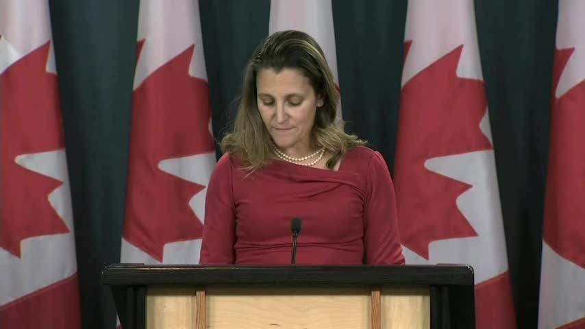 Official: China may have detained 2nd Canadian