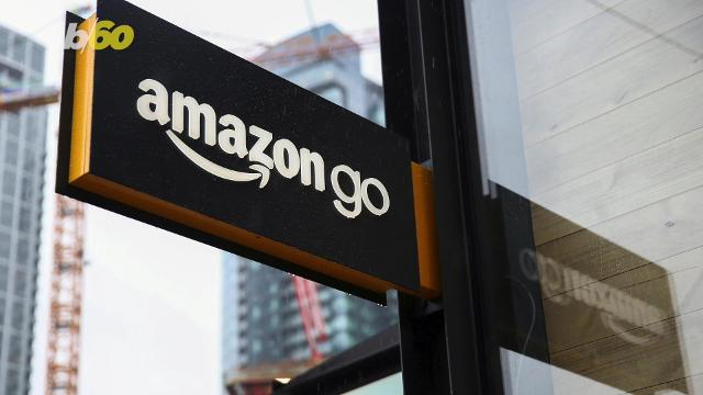 Amazon Go stores may be coming to airports next