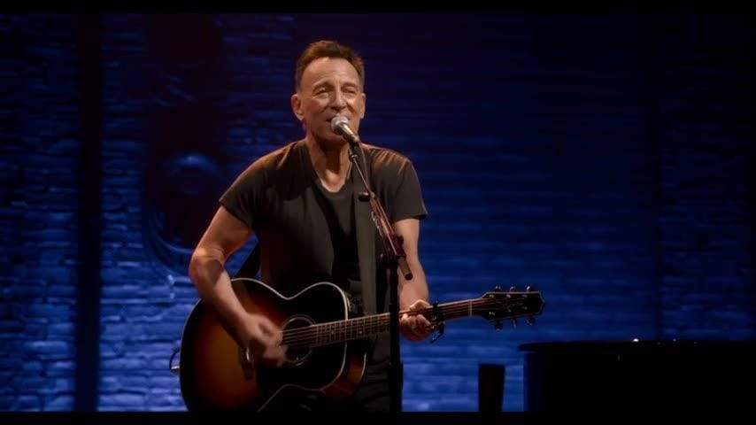 Bruce Springsteen debuts film 'Western Stars,' adding to his constellation of work