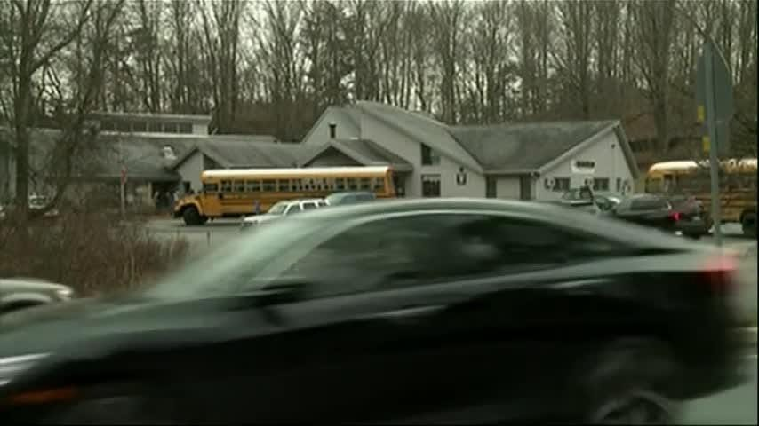 A bomb threat forced the evacuation of the Sandy Hook Elementary School on Friday, a day of memorial services and moments of silence to mark the sixth anniversary of the massacre of 20 first-graders and six educators. (Dec. 14)