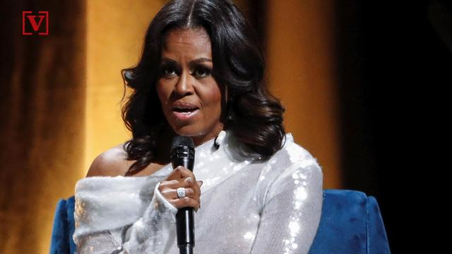 michelle obama voted most admired woman over hillary clinton gallup