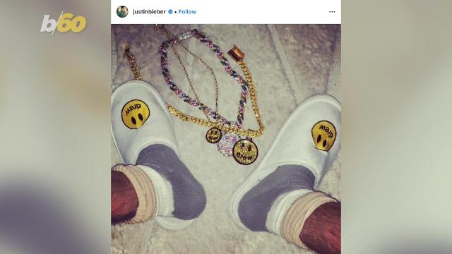 43575bbb0c9 Justin Bieber has launched his own line of  hotel slippers