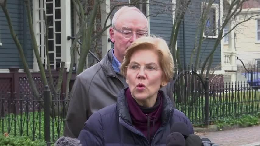 Warren on 2020 bid: I'm in this fight all the way