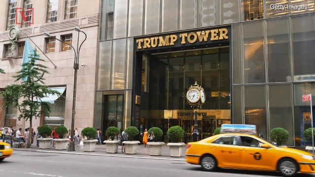Petition: 5th Ave at Trump Tower to 'President Barack H. Obama Avenue'
