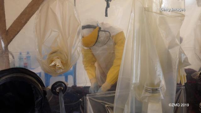 A Swedish hospital may be treating an Ebola patient