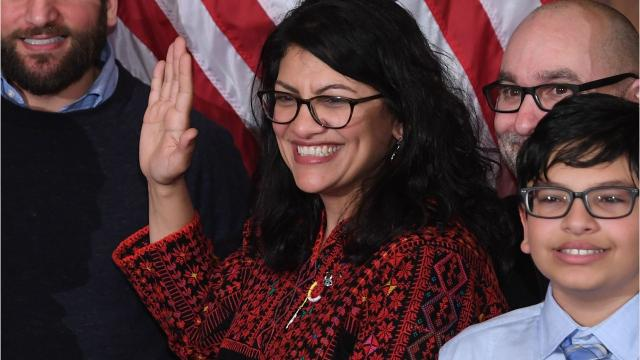 Florida commissioner: Rep. Rashida Tlaib might 'blow up' Capitol, has 'no place in government'