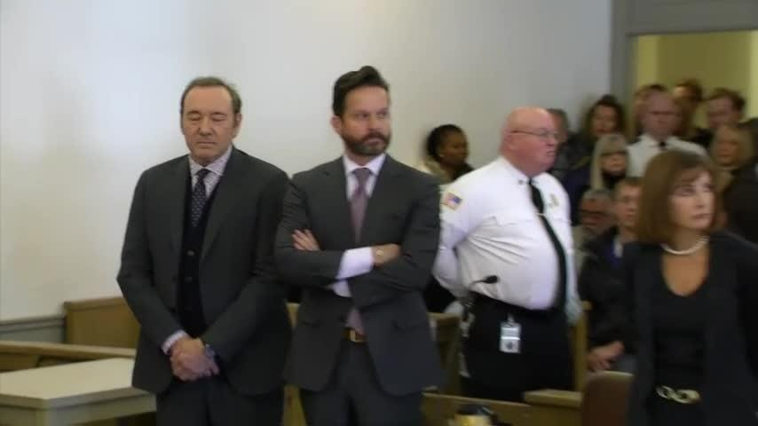 Kevin Spacey's lawyers request more records from accuser in Nantucket sex-assault case