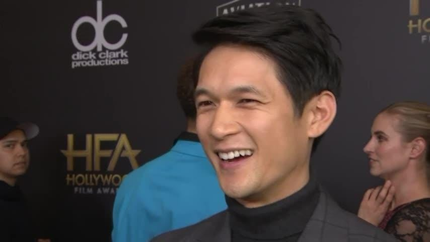 My First Award: Harry Shum Jr