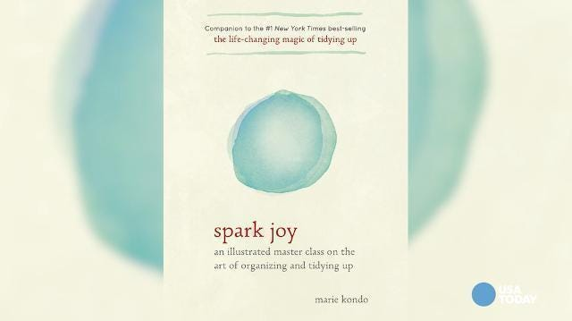 'Tidying up with Marie Kondo': How do you neatly fold and store gender biases?