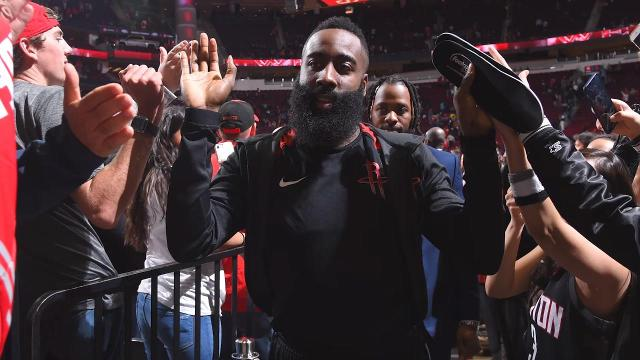 d096fa49514 James Harden makes NBA history with 17th consecutive 30-point game